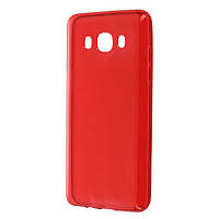 Original Silicon Case Samsung I9500 Galaxy S4 Red