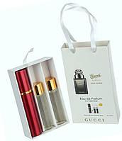 "Подарочный набор 3в1 с феромонами Gucci ""By Gucci Pour Homme"" мужской"