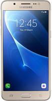 Сенсорный мобильный телефон Samsung Galaxy J5 2016 Duos SM-J510H Gold