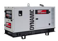 Трехфазный дизельный генератор Genmac Dynamic G20DSM (22 кВа)