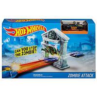 Трек Hot Wheels Атака Зомби, Zombie Attack, Хот Вилс DJF03, BGH87-6.