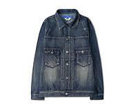 Классическая мужская джинсовая куртка