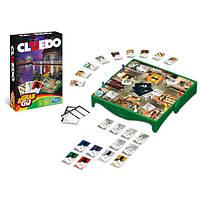 Настольная игра Клуэдо. Дорожная версия, Hasbro, фото 1