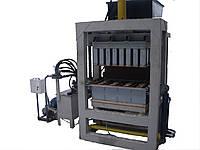 Вибропресс - полуавтомат для шлакоблока и тротуарной плитки ВП-25