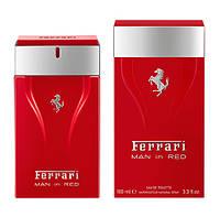 Мужская туалетная вода( тестер ) Ferrari Man in Red