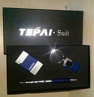"""Набор подарочный """"JO"""" """"Ручка+брелок+зажигалка"""" №8307"""
