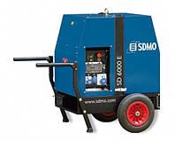 Однофазный дизельный генератор SDMO SD 6000 E-XL (5,2 кВт)