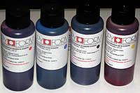 Краска (чернила) пищевые (пищевого) для принтера 100 мл.