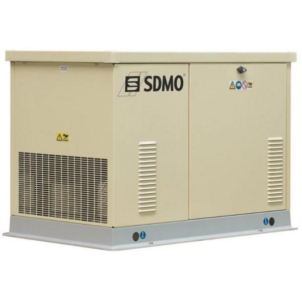 Однофазный газовый генератор SDMO RES 18 EC (14 кВт)