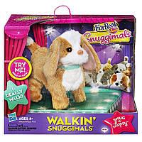 FurReal Friends Ходячие ласковые зверята от Hasbro. Щенок