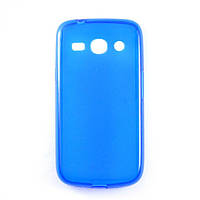 Original Silicon Case HTC Desire 200 Blue