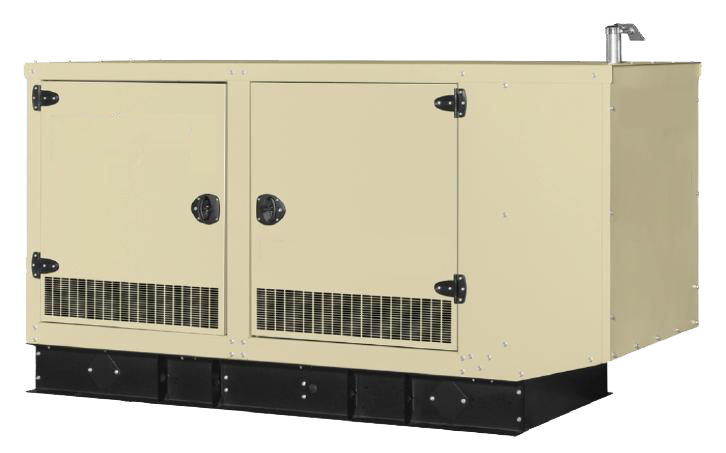 Трехфазный газовый генератор SDMO GZ45 (33 кВт)