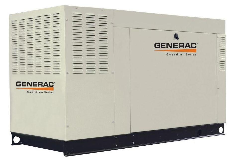 Трехфазный газовый генератор GENERAC SG 50 (40 кВт)