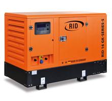 Трехфазный газовый генератор RID 16 GK-SERIES S (12.8 кВт)