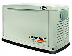 Однофазный газовый генератор Generac 6271 kW13 (13 кВт)