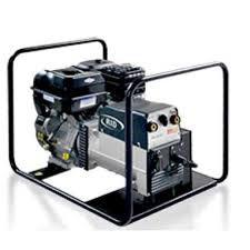 Однофазный сварочный бензиновый генератор RID RS 7220 SE (5,2 кВт)