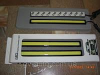Дневные ходовые огни - DRL - 17 см - водонепроницаемые, фото 1