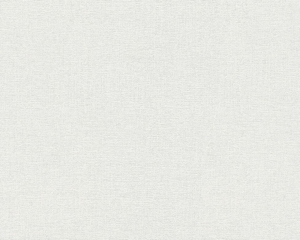 Обои белые однотонные флизелиновые 114723.