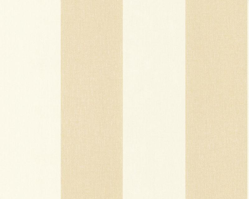 Обои песочные, в широкую вертикальную полосу 179012