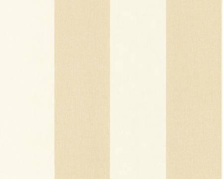 Обои песочные, в широкую вертикальную полосу 179012.