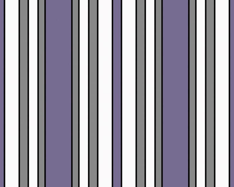 Обои в вертикальную полоску аметистового цвета 220141.