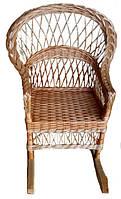 """Детская кресло-качалка """"Счастливые времена"""""""