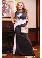 Женское нарядное праздничное платье Антракт размер 48-72