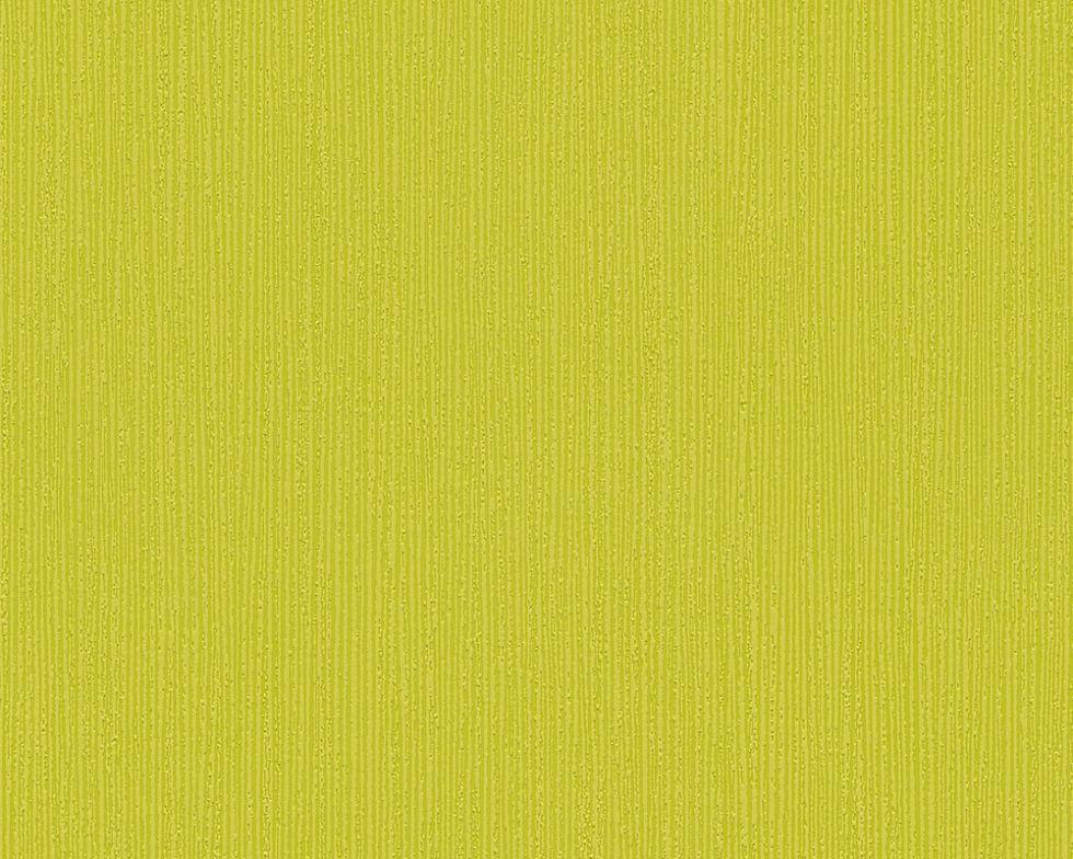 Обои однотонные яркие салатовые виниловые 292520