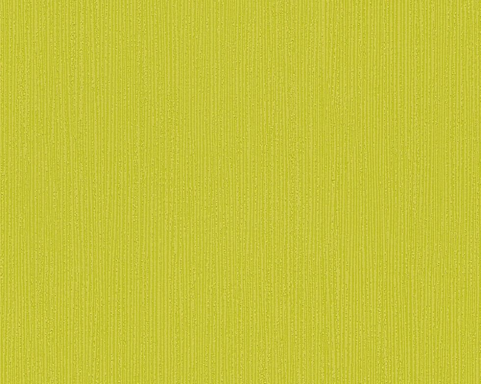 Шпалери однотонні яскраві салатові вінілові 292520