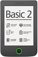 Электронная книга PocketBook 614 Basic2, серая