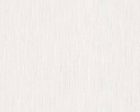 Обои светлые однотонные, молочно-белые 332318.