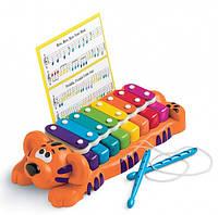 Развивающая музыкальная игрушка ТИГРЕНОК-КСИЛОФОН Little Tikes