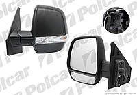 Зеркало левое электр черн FIAT Doblo 10- не оригинал