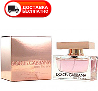 Женская парфюмированная вода DOLCE & GABBANA ROSE THE ONE EDP 75 ML