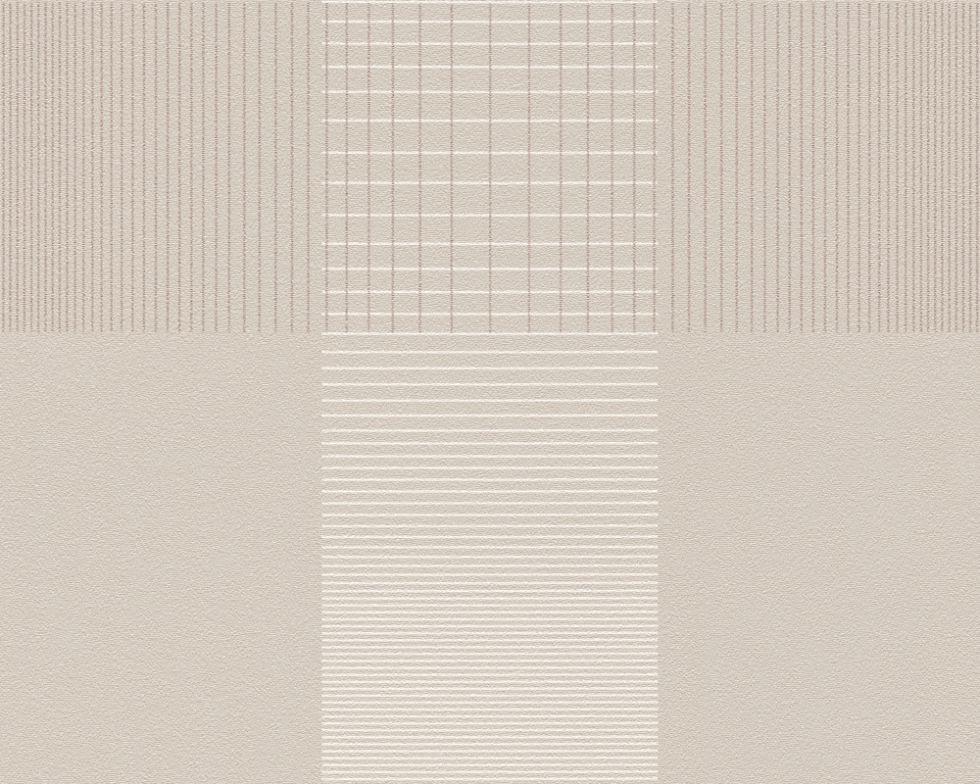 Обои светло-серого цвета, геометрия 923912.