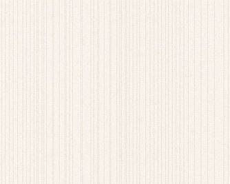 Обои белые, в мелкую серебристую полоску 921727.