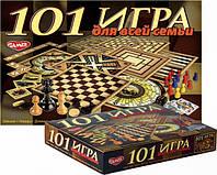 Настольная игра для всей семьи 101 GAMER