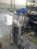 Котел варочный с мешалкой кпэ-60, фото 2