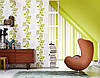 Однотонные светло-серые немецкие обои 944979, очень светлого пастельного оттенка, моющиеся виниловые, на флизе, фото 8