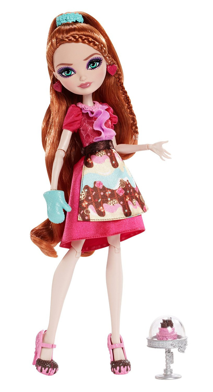 "Кукла Ever afte high Холли О""Хейр Покрытые Сахаром  Эвер Афтер Хай Sugar Coated Holly O'Hair"