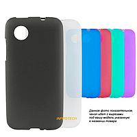 Чехол-накладка Silicon Case Nokia Lumia 535 (Microsoft) White