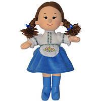 Мягкая игрушка серии Украинские девчата - Кукла Калина (озвучена на укр. языке, 24 см)
