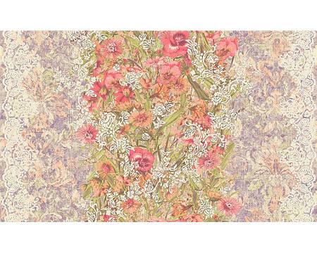 Обои метровые с букетом ярких цветов 307194.