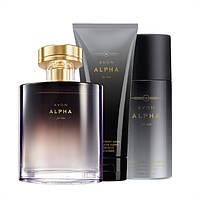 Набор Avon Alpha для Него