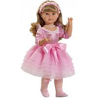 Кукла Paola Reina со сгибающимися суставами (шарнирные) Балерина, 60 см