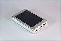 Портативное зарядное устройство powerbank на солнечных батареях 40000 Mah