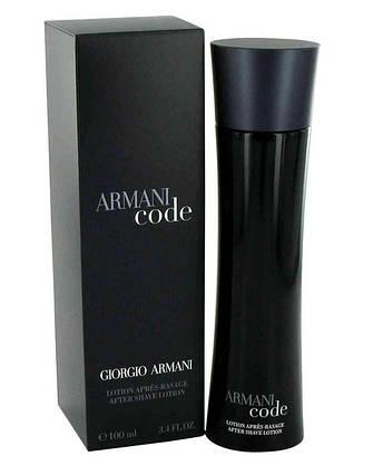 Мужские - Armani Code for Man (edt 100 ml), фото 2