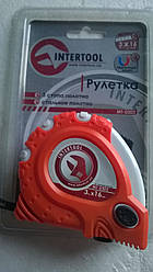 Рулетка 3м 16мм INTERTOOL