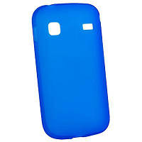 Original Silicon Case Samsung N910 (Note 4) Blue