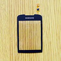 Сенсор Samsung S3850 черный